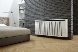 I radiátory jsou součástí interiéru. Design si můžeme zvolit sami