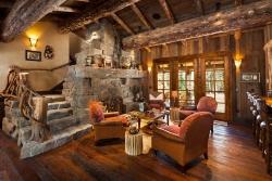 Podle čeho vybírat nábytek do chaty či chalupy?