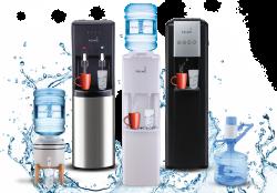 Automat na vodu můžete mít i doma
