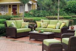 Ratanový nábytek nejen na zahradu či terasu, ale i domů