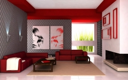 Harmonií barev docílíme správné atmosféry útulného domova