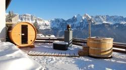 Oživte si své sídlo koupacím sudem aneb Příjemný relax na léto i na zimu