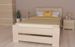 Eureka GABRIELA: Levné postele z přírodního dřeva