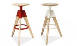 Stylová barová židle do každé domácnosti