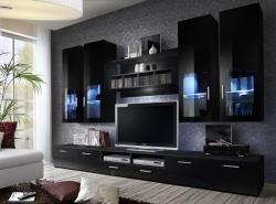 Svítící nábytek přinese nadčasový vzhled vašemu interiéru