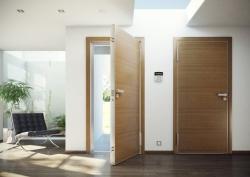 Bezfalcové bezpečnostní dveře NEXT SD 104