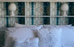 Čelo postele přidá na individualitě i stylu celé ložnice