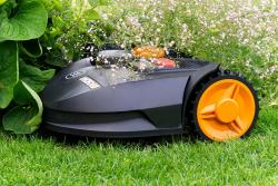 Robotické sekačky zaujmou výkonem i efektivností