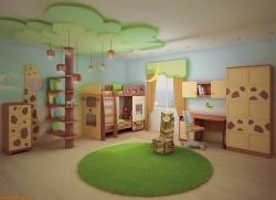 Na co myslet při zařizování dětského pokoje