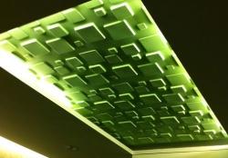 Modernizace pomocí 3D stropních panelů může být tím pravým krokem, který vašemu interiéru chybí